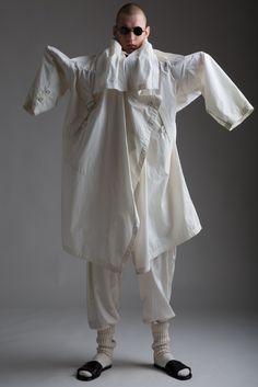 Vintage Issey Miyake Men's Parachute Pants