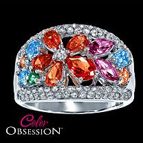 Color Obsession Collection #KayJewelers #ChenalShopping