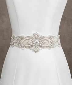 Pronovias Belts 2016  www.pronovias.com/bridal-accessories/belt-cint-467