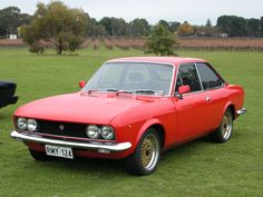 Fiat 124 Coupe #72