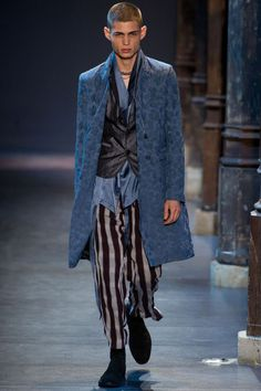 Ann Demeulemeester, Paris Fashion Week