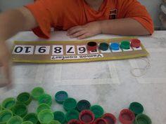 Trocando Experiências: Números, Classificação, Conservação, Matemática
