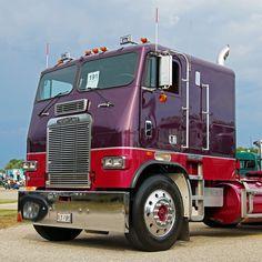 1987 coe Freightliner custom