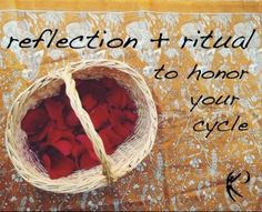 red moon cycle rituals - photo #24