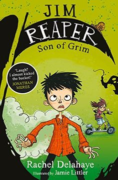 Mr Ripley's Enchanted Books: Q&A Interview with Illustrator Jamie Littler | Mr Ripleys Enchanted Books