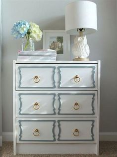 brass pulls and painting storage furniture item pastel blue color painted bedroom ranges available from crown