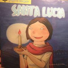 Aspettando Santa Lucia: libro e lavoretto ~ KeVitaFarelamamma   Che vita fare la mamma tra emozioni, letture e lavoretti per bambini