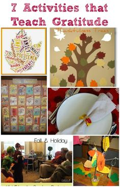 Hands-on activities and crafts for teaching kids about gratitude and being thankful! Great for preschool, kindergarten and elementary ages. Thanksgiving Art, Thanksgiving Activities, Autumn Activities, Craft Activities For Kids, Learning Activities, Teaching Kids, Kids Learning, Daisy, Lessons For Kids