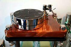 Prometheus Audio Turntable