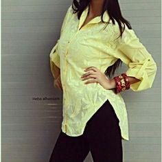 +962 798 070 931 ☎+962 6 585 6272  #ReineWorld #BeReine #Reine #LoveReine #InstaReine #InstaFashion #Fashion #Fashionista #FashionForAll #LoveFashion #FashionSymphony #Amman #BeAmman #Jordan #LoveJordan #ReineWonderland #Shirt #Top #Blouse #Modesty #Yellow #kuwaitfashion #Kuwait #Q8 #KSA #Syria #Palestine #Oman #Bahrain #Qatar