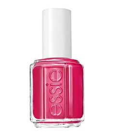 Essie in Style Hunter: This bright pink shade will pop against winter-weary skin and keep you polished through the summer.