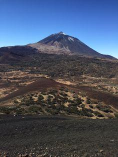 Tenerife cañadas del Teide