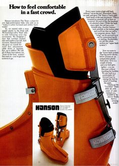 Vintage Ski Posters, Ski Equipment, Ski Gear, Ski Touring, Alpine Skiing, Ski And Snowboard, Sling Backpack, Retro Vintage, Visual System