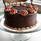 Kirsch Black Forest Cake @ allrecipes.com.au