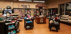 pet valu - Google Search love this look. clean organized products look professionally setup. appealing to shoppers