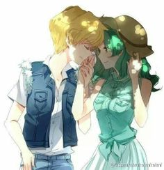 Sailor Moon / Haruka and Michiru / Uranus and Neptune
