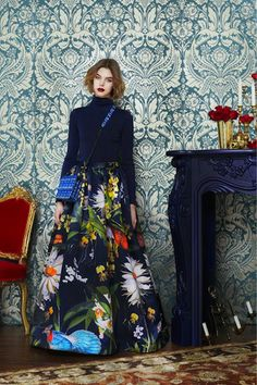 Alice and Olivia Fall 2013 Collection