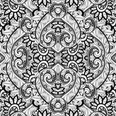 41729076-vector-incons-til-abstracto-blanco-y-negro-modelo-tribal-dibujado-a-mano-textura-tnica-el-vuelo-de-l.jpg (450×450)