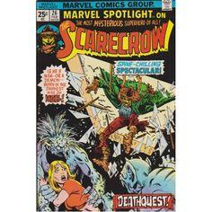 MARVEL SPOTLIGHT #26 | February 1976 | $18.00 | 1971-1977 | VOLUME 1 | MARVEL | DEATH Waters of The River STYX!