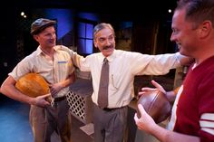 """Acting Out - Professor Eric Zivot has experienced the highs and lows of acting—and draws on both for his current role as Willy Loman in the Mad Cow Theatre's production of """"Death of a Salesman."""" (August 2013)"""