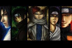 Popular Art Naruto-Buy Cheap Art Naruto lots from China Art Naruto ...