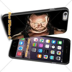 Sport WWE Undertaker 1 Cell Phone Iphone Case, For-You-Case Iphone 6 Silicone Case Cover NEW fashionable Unique Design