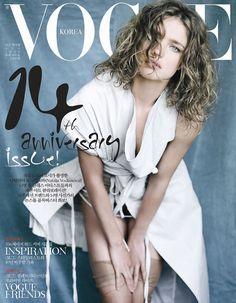 Vogue Korea August 2010