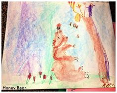 Main Lesson Book Drawing- 1st Grade