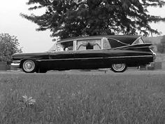 1959 cadillac hearse.