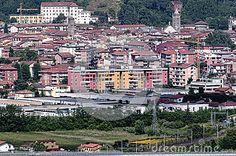 Sarzana a very beautiful town near la spezia