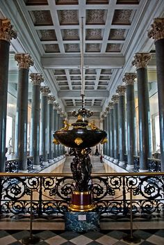 Hermitage, St Petersburg.