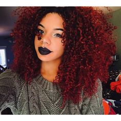 The hair color is everything.