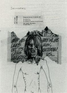 Kurt Cobain, autoritratto