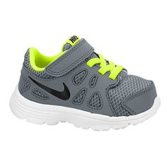 Nike Revolution 2 - Boys' Toddler at Foot Locker-My baby has these shoes and they are adorable on and easy for him to walk in.