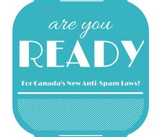 What You Need to Know About the New Canadian Anti-Spam Laws. Post from www.ellasays.ca. Click through to read more. Say You, Spam, Content Marketing, Need To Know, Posts, Sayings, Reading, Blog, Messages