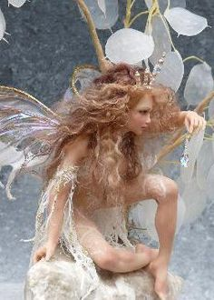 *FAIRY ~ by: Deb Wood  Times is the illusion. It is our vibration that has been measured over time.