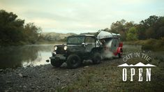 This Willys Jeep Has Always Been Out In The Open