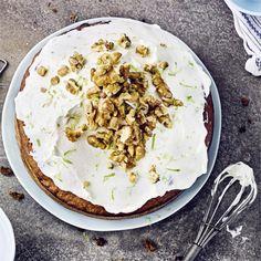 """Der Walnusskuchen nach unserem Rezept ist im englischsprachigen Raum unter der Bezeichnung """"Passion Cake"""" bekannt. #walnuss #kuchen #backen #edeka"""