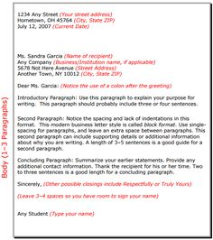 Writing A Cover Letter Writing A Cover Letter Your Name Your