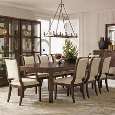 How to Create a Glamorously Elegant Dining Room with Bernhardt Furniture