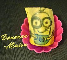 bananen-ideen bento minion banana banane brotdose ideen