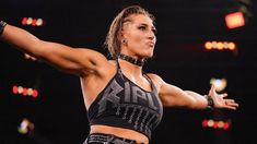 WWE WrestleMania 36 will include the first time an NXT title is defended at the show of shows. Rhea Ripley will defend the NXT Women's Title against Wwe All Superstars, Shayna Baszler, Nxt Takeover, Jeff Hardy, Charlotte Flair, Bleach Blonde, Female Wrestlers, Wwe News, Hot Actresses
