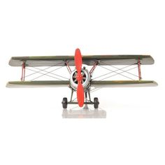Fly back in time with this 1916 Sopwith Camel, a British First World War single seat biplane fighter introduced on the Western Front in 1917. This Sopwith Camel model comes with remarkable details such as front rotor blade, wings, and landing wheels.