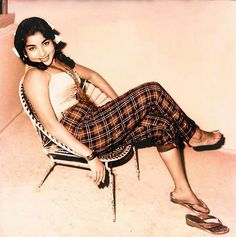 Jayalalithaa Jayaram. The 'iron lady' of Tamil Nadu (70s)