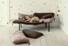 Mokkasin - sofabed for nomads