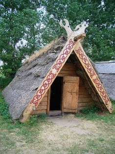 Viking tent/house