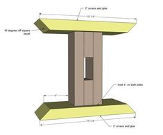 This goregous DIY farmhouse bench matches our Triple Pedestal Farmhouse Table plans. Plans include free step by step diagrams, shopping list and cut list. Woodworking Ideas Table, Awesome Woodworking Ideas, Woodworking Courses, Woodworking Projects That Sell, Woodworking Workbench, Woodworking Furniture, Furniture Plans, Woodworking Beginner, Crate Furniture