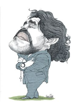 Maradona - Pancho Cajas