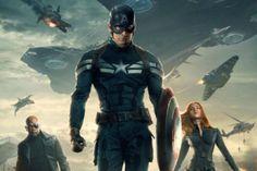 Divulgados novos cartazes de 'Capitão América 2' >> http://glo.bo/1ge1U6C