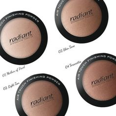 Air Touch Finishing Powder: Give your skin a sheer natural glow with Air Touch…